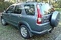 2005 Honda CR-V (RD7 MY05) Sport wagon (2009-06-06).jpg