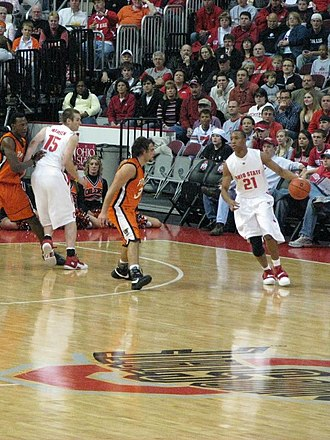 Evan Turner - Turner as a freshman during a November 6, 2007, Ohio State exhibition game.