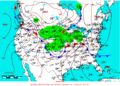 2009-03-10 Surface Weather Map NOAA.png