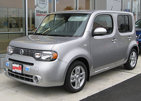 nissan cube wikipedia. Black Bedroom Furniture Sets. Home Design Ideas