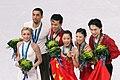 2010 Olympics Figure Skating Pairs - Podium - 3645a.jpg