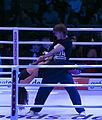 2011 boxing event in Stožice Arena-Sov II.jpg