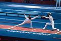 2012 Summer Olympics Fencing (7996938916).jpg