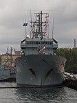 2013-08-30 Севастополь. Вспомогательное судно A512 Mosel ВМС Германии (13).JPG