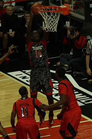 2013–14 Arkansas Razorbacks men's basketball team - Bobby Portis in the 2013 McDonald's All-American Boys Game