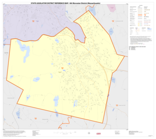 Massachusetts House of Representatives 4th Worcester district