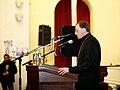 2014-02-10. Бандеровские чтения в КГГА 13.jpg
