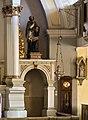 2014 Piszkowice, kościół św. Jana Chrzciciela 18.JPG