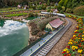 2015-09-18 Cockington Green Gardens - miniature railway.jpg