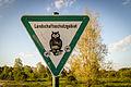 20150510 Hönower Weiherkette LSG Schild by sebaso IMG 4051.jpg