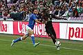 20150616 - Portugal - Italie - Genève - Andrea Ranocchia et Eder 2.jpg