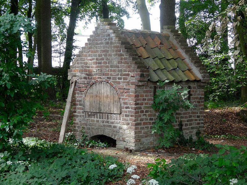 Bakspieker nabij Bosmanshuis