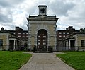2015 London-Woolwich, Cambridge Barracks gate house 15.JPG