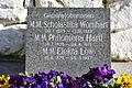 2016-03-31 GuentherZ Wien11 Zentralfriedhof (60) Ruhestaette Schulschwestern vom 3.Orden des Hl Franziskus.JPG