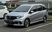 2018 Honda Mobilio 1.5 RS wagon (DD4; 12-09-2018), South Tangerang.jpg