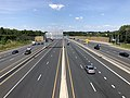 2019-07-15 14 40 35 View north along Interstate 95 (John F. Kennedy Memorial Highway) from the overpass for Chesaco Avenue in Rosedale, Baltimore County, Maryland.jpg