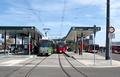 2019-10-22 Umbau Bahnhof Cottbus, first day of service of Bahnhofsvorplatz (3 of 9).png