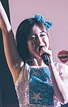 20190810 JKT48 at KAI Esport Exhibition Goes to Jogja - Sinka Juliani (Sinka) (cropped).jpg