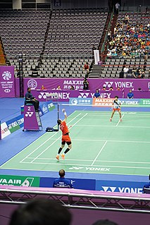 An Se-young Badminton player