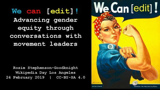 2019 Wikipedia Day LA - Advancing Gender Equity.pdf