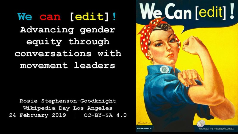 File:2019 Wikipedia Day LA - Advancing Gender Equity.pdf