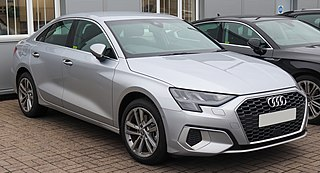 Audi A3 Motor vehicle