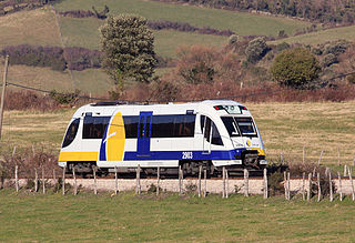 Narrow gauge rail transport company of Spain