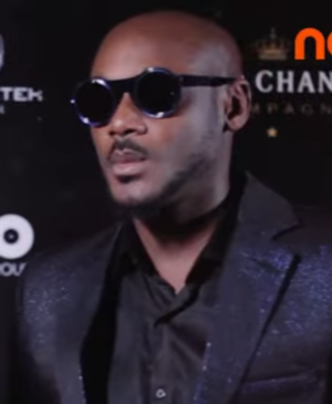 2Baba - 2face attending the album release party for his sixth studio album, The Ascension.