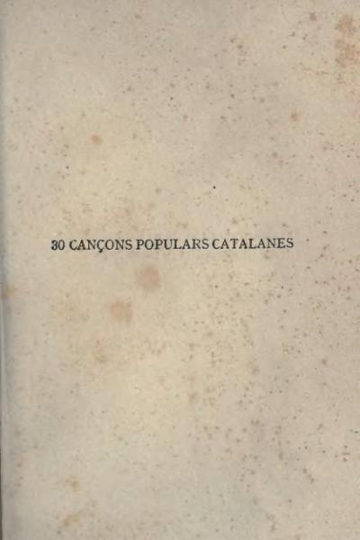 File:30 cançons populars catalanes (1916).djvu