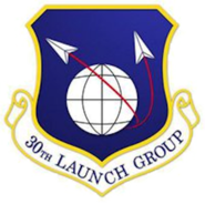 30th Launch Group - Emblem