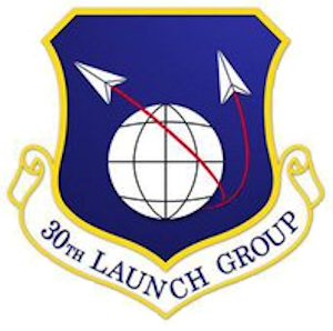 30th Launch Group - Emblem of the 30th Launch Group