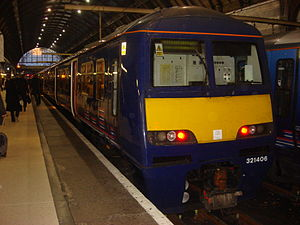 Glossary of United Kingdom railway terms - A Class 321 Dusty Bin