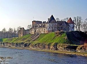Bauska - Bauska Castle