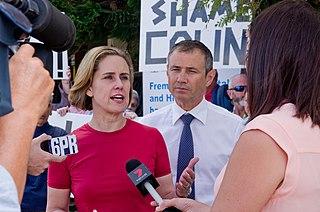 Simone McGurk Australian politician