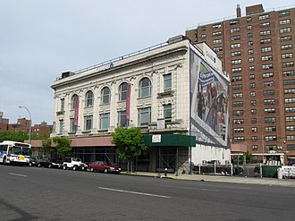Mott Haven, Bronx - North Side Board of Trade