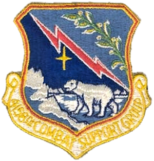 4158th Strategic Wing - Image: 4158thstrategicwing patch