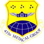 433 Medical Gp emblem.png