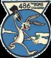 486th Bombardment Squadron - SAC - Emblem.png