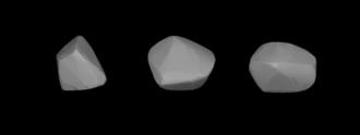 544 Jetta - A three-dimensional model of 544 Jetta based on its light curve