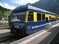 5880 - Wilderswil - BOB Cab Car.JPG