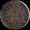5 centimes république française 1884 (B).png