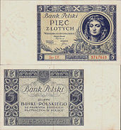 Billete de 5 złotych (Polonia, 1930) .jpg