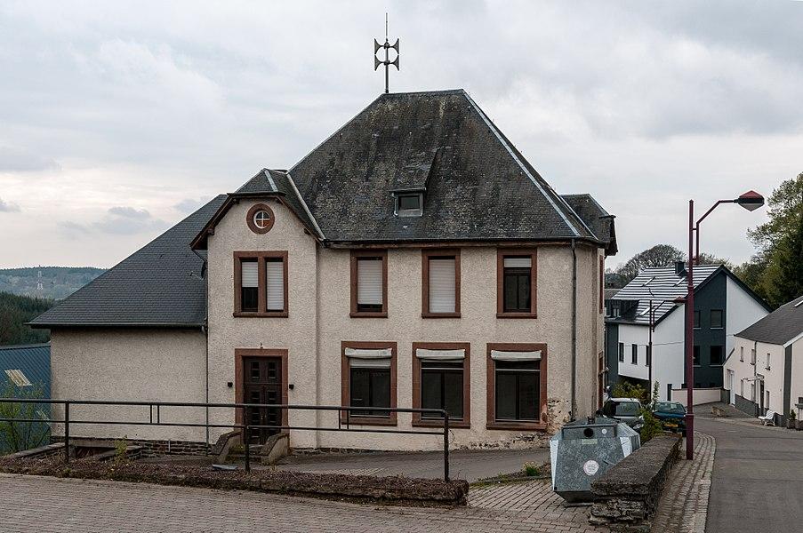 6, rue de l'Égise zu Wolwen.
