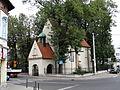 616123 pow krakowski gm Skawina Skawina kościół fil. pw. Nawiedzenia NMP 07.JPG