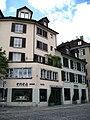 7161 - Zürich - Lindenhofstrasse at Oetenbachgasse.JPG