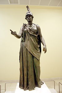 7347 - Piraeus Arch. Museum, Athens - Athena - Photo by Giovanni Dall'Orto, Nov 14 2009.jpg