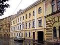 795. St. Petersburg. Griboedov channel Embankment, 105.jpg