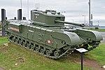 "A22F Churchill Mk.VII 'T251622 K' ""Carrickfergus"" (44029718524).jpg"