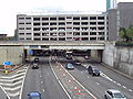 A58(M) Leeds inner ring road from Woodhouse Lane bridge - DSC07681.JPG