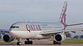 A7-ACM Qatar Airways A330 (9523742895).jpg